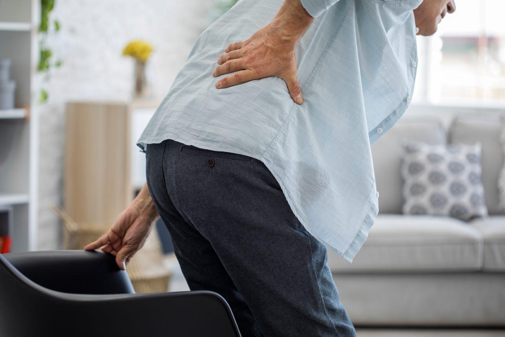 Schmerzen im unteren Rücken: Ursachen, Behandlung und